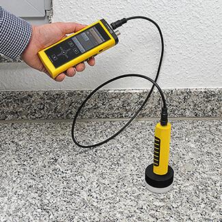 מכשיר בדיקת לחות רצפה
