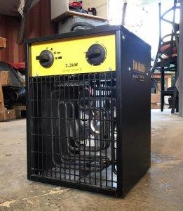 מפזר חום תעשייתי חשמלי